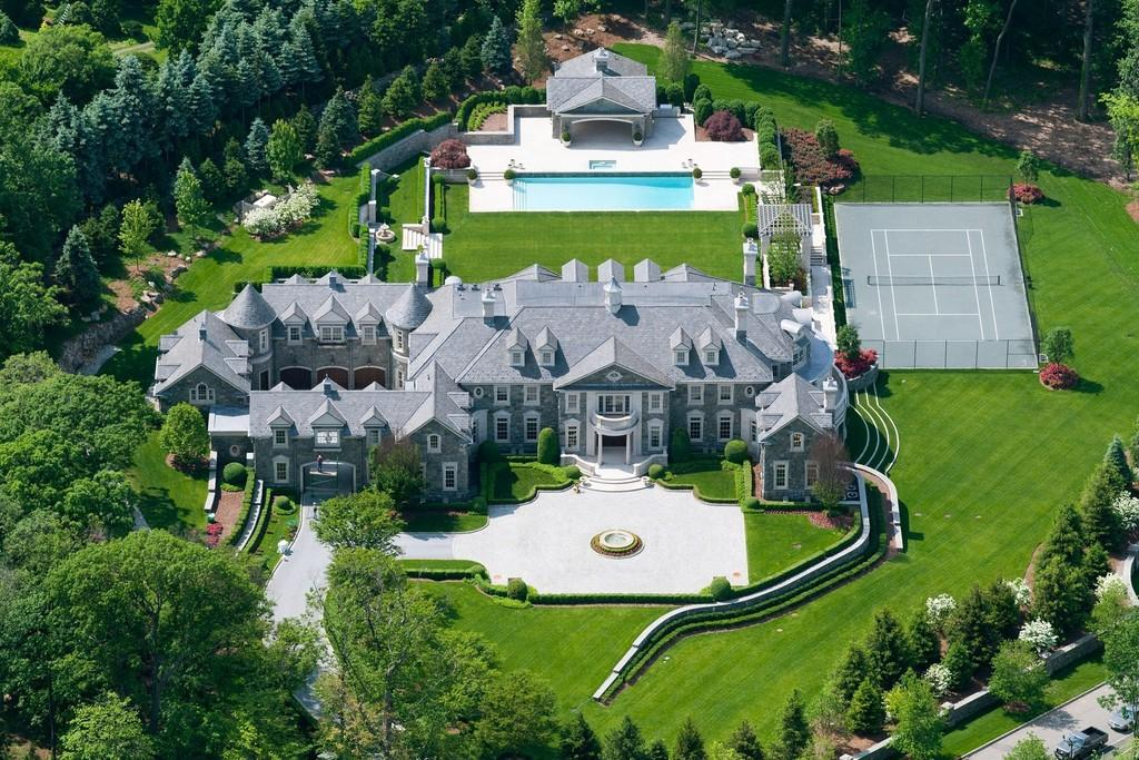 What is the most expensive house in NJ?